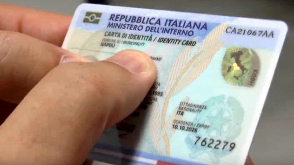 Ecco la nuova carta d\'identità elettronica a Castellammare: quanto ...