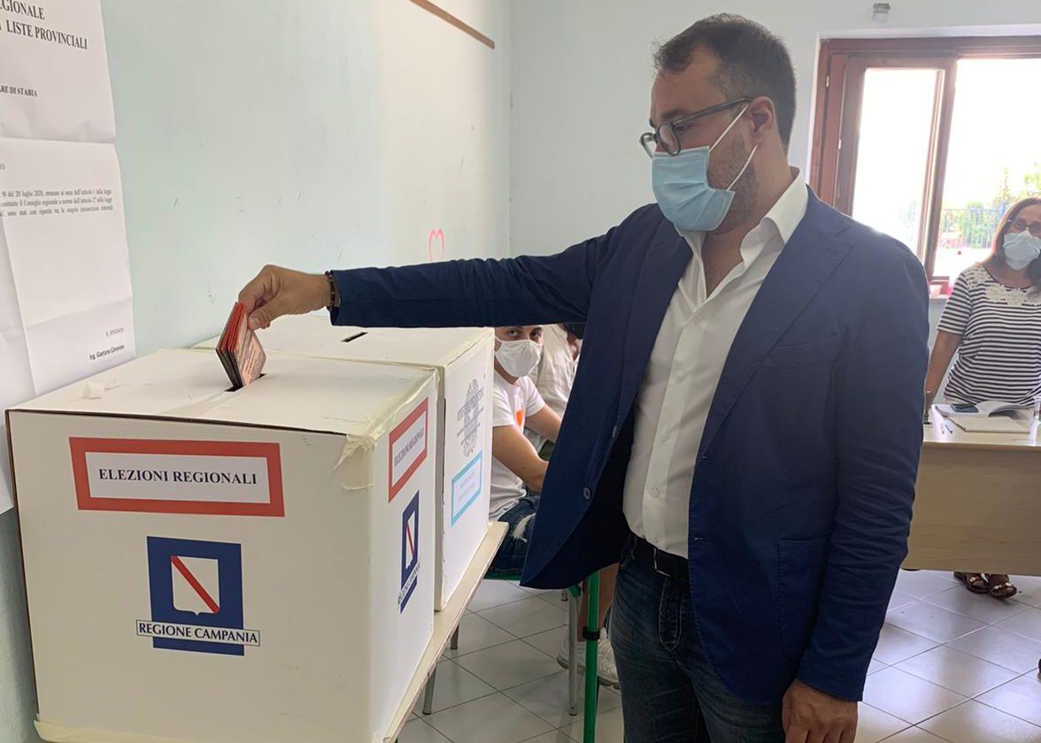cimmino gaetano castellammare elezioni regionali